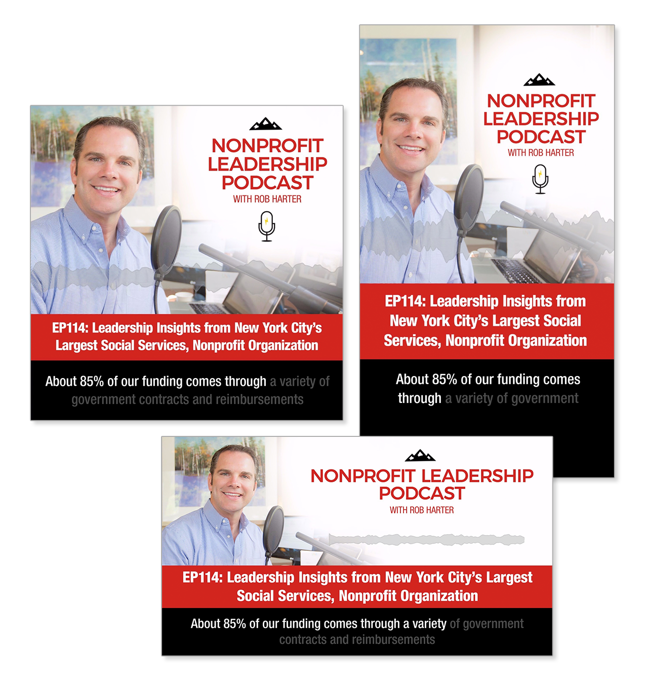 Nonprofit Leadership Podcast